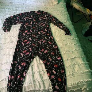 Hello Kitty juniors' onesie Pajama PJ's